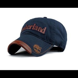 Timberland men's deep blue hat